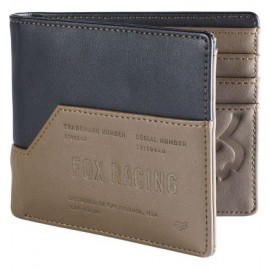 THE CORNER WALLET [BLK]
